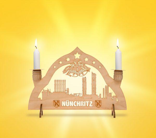 Schwibbogen Motiv Wacker Chemie Nünchritz